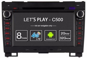 """Autoradio homologado HAVAL H3 2010-2013 Procesador de 8 nucleos con sistema operativo Android 6.0 - Pantalla 8"""" + Camara Retro, SIN DVD-TV-GPS-BT-USB-SD-WIFI (IMPORTACION 10D)"""
