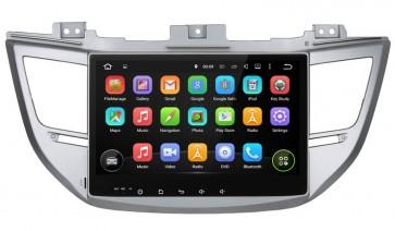 "Autoradio homologado HYUNDAI TUCSON 2015-2016, Android 8, procesador 8 Nucleos - Pantalla 10.1"" + Camara Retro, TV-GPS-BT-USB-SD-WIFI (Importación 10D)"