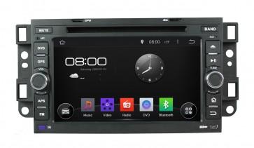 "Autoradio homologado CHEVROLET CAPTIVA 2006-2011  Procesador de 8 nucleos con sistema operativo Android 8 - Pantalla 7"" + Camara Retro, DVD-TV-GPS-BT-USB-SD-WIFI (Importación 10D)"