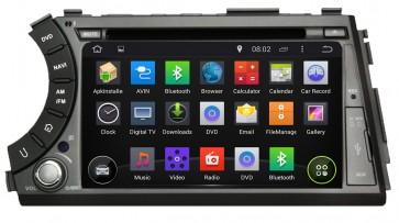 """Autoradio homologado SSANGYONG ACTYON 2005-16 AProcesador de 8 nucleos con sistema operativo Android 6.0.1 - Pantalla 7"""" + Camara Retro, DVD-TV-GPS-BT-USB-SD-WIFI (Importación 10D)"""