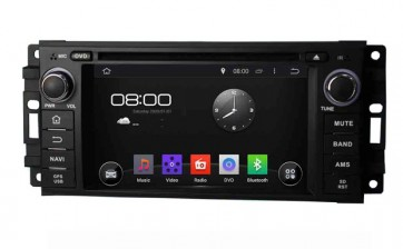 """Autoradio Homologado CHRYSLER TOWN & COUNTRY 2004-2014 Procesador 8 Nucleos (64+4) Android 9 - Pantalla 6.2"""" Tecnologia Ips con DVD-WIFI-GPS-BT-Procesador Audio DSP +Cam +TV Full HD (Importación 10D)"""