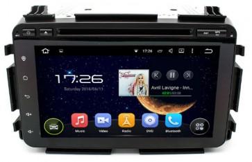 "Autoradio homologado HONDA HRV 2015-2016, Procesador de 8 nucleos con sistema operativo Android 6.0.1 - Pantalla 8"" + Camara Retro, DVD-TV-GPS-BT-USB-SD-WIFI (Importación 10D)"