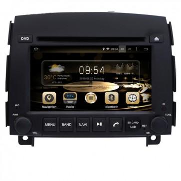 "Autoradio homologado HYUNDAI Sonata 2007-2010, Android 6.0.1, procesador 8 Nucleos - Pantalla 6.2"" + Camara Retro, DVD-TV-GPS-BT-USB-SD-WIFI (Importación 10D)"