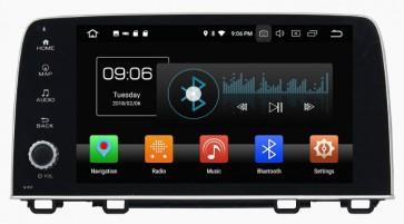 "Autoradio homologado HONDA CRV 2017-2018, Procesador de 8 nucleos con sistema operativo Android 6.0.1 - Pantalla 9"" + Camara Retro, DVD-TV-GPS-BT-USB-SD-WIFI (Importación 10D)"