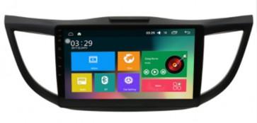 "Autoradio homologado HONDA CRV 2012-2016, Procesador de 8 nucleos con sistema operativo Android 8.0 - Pantalla 10.1"" + Camara Retro, DVD-TV-GPS-BT-USB-SD-WIFI (Importación 10D)"