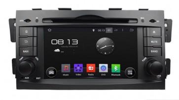 """Autoradio homologado KIA MOHAVE-BORREGO  2008-2016 Procesador de 8 nucleos con sistema operativo Android 8.0 - Pantalla 7"""" + Camara Retro, DVD-TV-GPS-BT-USB-SD-WIFI (Importación 10D)"""