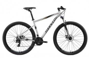 """Bicicleta Montañera SUNPEED modelo ZERO aro 29"""" talla M (Gris Plata)"""
