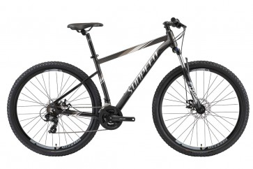 "Bicicleta Montañera SUNPEED modelo ZERO aro 29"" talla M (Gris Oscuro con Plata)"