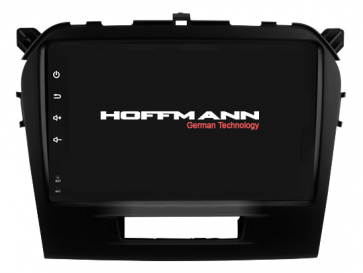 "Autoradio homologado para SUZUKI VITARA 2015 – 2021, Pantalla 9"" Procesador 4 Nucleos (32+2), Android 10 con GPS-BT-USB-WIFI-Camara Retro (EN STOCK) Hoffmann Infinity Gold"
