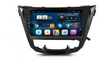 "Autoradio homologado NISSAN XTRAIL 2014-2018 Procesador de 8 nucleos con sistema operativo Android 8.0 - Pantalla 10"" + Camara Retro,SIN DVD-TV-GPS-BT-USB-SD-WIFI (Importación 10D)"