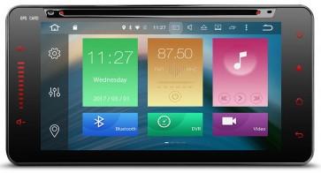 """Autoradio de ultima generación 8 nucleos Android 6.0.1pantalla plana (sin botones) para Toyota varios modelos 6.95"""" + Cámara Retro, GPS, Internet, TV,DVD (IMPORTACIÓN 7D)"""
