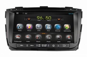 """Autoradio homologado KIA SORENTO 2013-2014 Procesador de 8 nucleos con sistema operativo Android 8.0 - Pantalla 8"""" + Camara Retro, DVD-TV-GPS-BT-USB-SD-WIFI (Importación 10D)"""