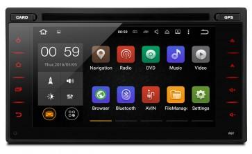 "Autoradio homologado NISSAN CUBE 2008-2014 Android 7.1 procesador 4 Nucleos - Pantalla 6.2"" + Camara Retro, DVD-TV-GPS-BT-USB-SD-WIFI (Importación 7D)"