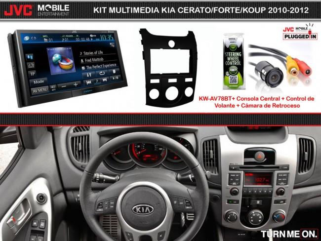 speed peru store kit multimedia premium jvc mobile kw av78bt kia rh speedperu com