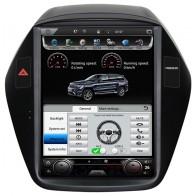 Autoradio homologado HYUNDAI TUCSON 2009-2014 Procesador de 4 nucleos Sistema Android 6 Hyundai - Pantalla Tesla 10.4