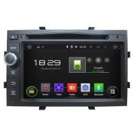 Autoradio DVD con GPS, Internet 3G y TV para CHEVROLET COBALT 2012-1015  con pantalla Tactil de 7