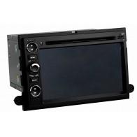 Autoradio DVD con GPS, Internet 3G y TV para Ford F150 2006-09 con pantalla Tactil de 7