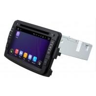 Autoradio Homologado de Ultima Generacion Renault Sandero 2007-16 con DVD, GPS, Internet Wifi, TV, Pantalla Tactil 8