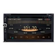 Autoradio ANDROID compatible con VW BORA 1998-2008 tamaño 2DIN pantalla tactil de 6.95