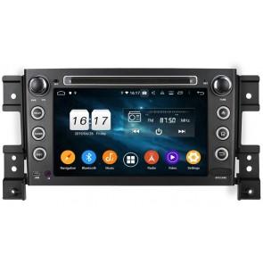 "Autoradio Homologado SUZUKI GRAND VITARA-GRAND NOMADE 2005-2014 Procesador 8 Nucleos (64+4) Android 9 - Pantalla 7"" Tecnologia Ips con DVD-WIFI-GPS-BT-Procesador Audio DSP +Cam +TV Full HD (Importación 10D)"
