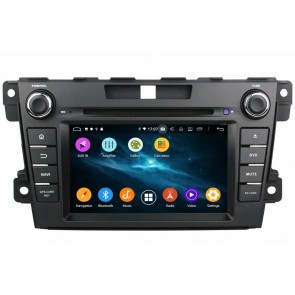 Autoradio Homologado MAZDA CX7 2006-2012 Procesador 8 Nucleos (64+4) Android 9 - Pantalla 7
