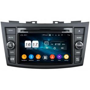 """Autoradio Homologado SUZUKI SWIFT 2011-2015 Procesador 8 Nucleos (64+4) Android 10 - Pantalla 7"""" Tecnologia Ips con DVD-WIFI-GPS-BT-Procesador Audio DSP +Cam +TV Full HD (Importación 10D) PREMIUM series"""
