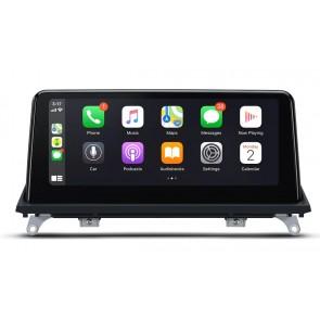 Autoradio Homologado BMW X5 E70 del 2011-13 Procesador 8 Nucleos (64+4) Android 10 - Pantalla 10.25