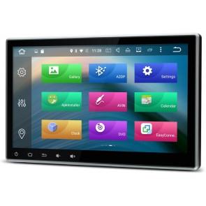 Autoradio de ultima generacion 2DIN Universal con DVD, pantalla tactil de 10.1