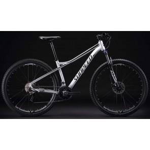 """Bicicleta Montañera SUNPEED modelo ONE aro 29"""" talla M (Gris con Negro)"""