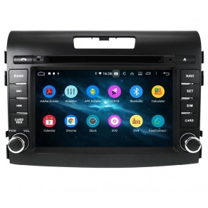"""Autoradio Homologado HONDA CRV 2012-2016 Procesador 8 Nucleos (64+4) Android 9 - Pantalla 7"""" Tecnologia Ips con DVD-WIFI-GPS-BT-Procesador Audio DSP +Cam +TV Full HD (Importación 10D)"""