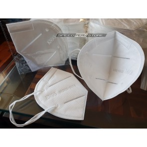 Mascarilla Respirador Certificada de 4 capas KN95 GEN-K4 (PACK x 10)