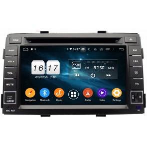 "Autoradio Homologado KIA SORENTO 2011-2012  Procesador 8 Nucleos (64+4) Android 10 - Pantalla 7"" Tecnologia Ips con DVD-WIFI-GPS-BT-Procesador Audio DSP +Cam +TV Full HD (Importación 10D) PREMIUM series"