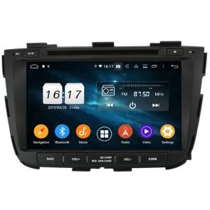 "Autoradio Homologado KIA SORENTO 2013-2014 Procesador 8 Nucleos (64+4) Android 10 - Pantalla 8"" Tecnologia Ips con DVD-WIFI-GPS-BT-Procesador Audio DSP +Cam +TV Full HD (Importación 10D) PREMIUM series"