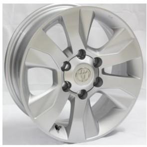 """Juego de aros RPC Wheels  modelo 1158  s1 - réplica - 18""""x7.5"""" - 6x139.7"""