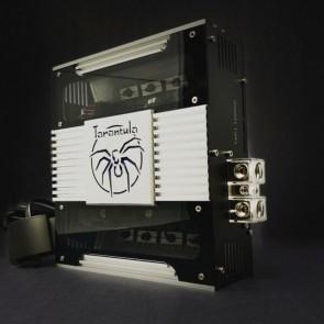 AMPLIFICADOR marca SOUNDSTREAM  modelo TXP1.6000D (6000 Watts Max 1 Ohm Monoblock Clase D Tarantula Xtreme)
