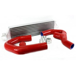 Intercooler para VW GOLF GTI, SEAT LEON, AUDI A3 y JETTA 2006 - up soporta 400hp marca DNA MOTORING