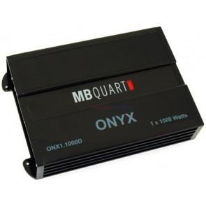 Amplificador MB QUART ONIX Series modelo ONX1.1000D
