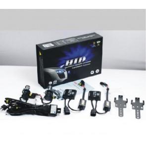 Luces HID para MOTO marca QUALITY H9 un solo contacto (8000K a 35W)