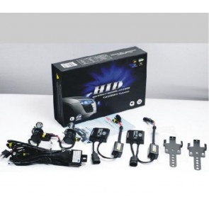Luces HID marca QUALITY Doble contacto H4 (10000K a 55W)