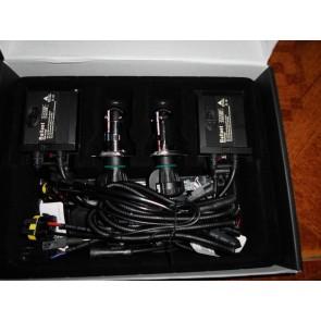Luces HID marca QUALITY Doble contacto H4 H+X(8000K a 35W) XENON BAJA-HALO ALTA
