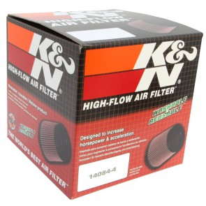 Filtro Aire Universal Cónico Rubber  2 3/4 - 5 7/8 x 4 3/4 - 5 marca K&N
