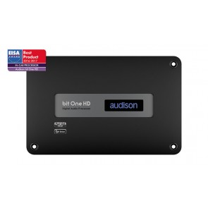 Procesador y analizador digital de audio marca AUDISON modelo BIT ONE HD
