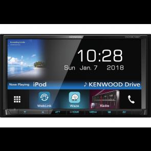 "Equipo multimedia 2DIN 7"" marca KENWOOD modelo DMX-6018BT"
