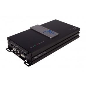 AMPLIFICADOR de 4 canales marca SOUNDSTREAM  modelo PN4.520D  Picasso Nano clase D (100x4)