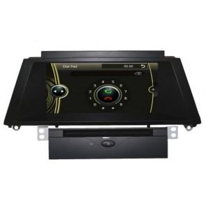 Autoradio GPS con Internet 3G, TV para BMW X5 E70 2011-14 pantalla Tactil de 8
