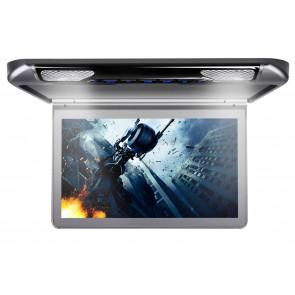 """Pantalla de techo 13.3"""" Ultra delgado con puerto HDMI, USB SD, resolucion 1920x1080 MARCA XTRONS (En Stock) CM133HD"""