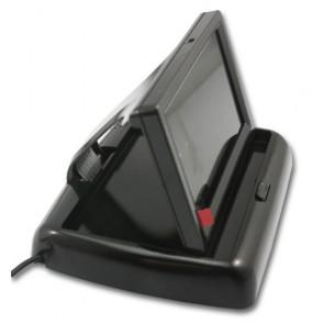 """Pantalla Plegable LCD de 4.3"""" para camara de retroceso (No incluye camara)"""