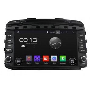 """Autoradio homologado KIA SORENTO 2015-2016 Procesador de 8 nucleos con sistema operativo Android 6.0.1 - Pantalla 8"""" + Camara Retro, DVD-TV-GPS-BT-USB-SD-WIFI (Importación 10D)"""