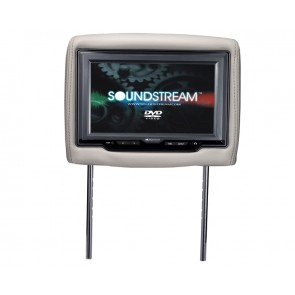 "PANTALLA (Monitor) de 9"" para cabecera marca SOUNDSTREAM modelo VH-91GR (unidad)"