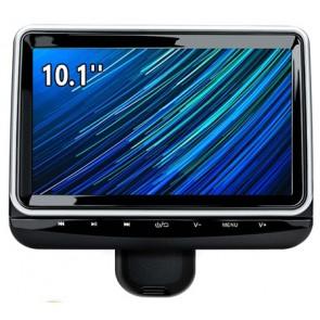 """Pantalla para cabezal Táctil-plana de 10.1"""" marca XTRONS con Lector de DVD + HDMI + Juegos, USB, SD HR102 (precio unitario)"""